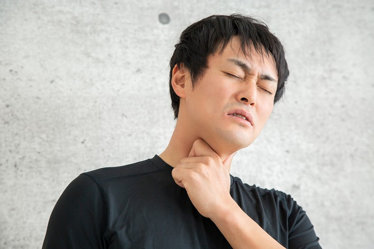 扁桃炎・咽頭炎・喉頭蓋炎